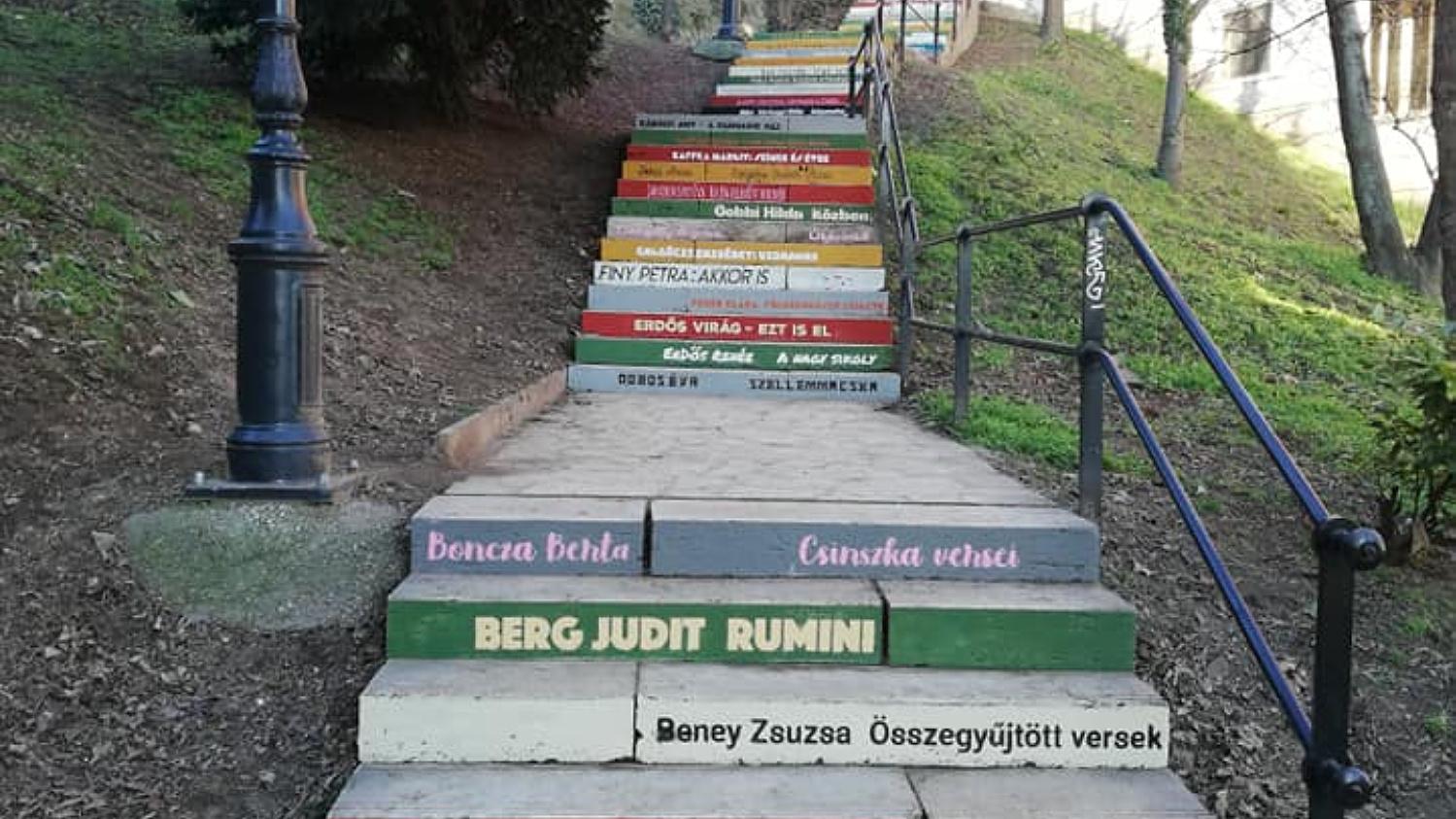 47 magyar írónak és költőnek fejezte ki hódolatát a Budavári Önkormányzat nőnap alkalmából